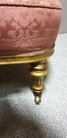 Victorian Gilt Sofa (7 of 9)