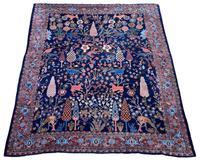 Antique Armanibaff Carpet (2 of 14)