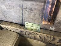 Antique 18th Century Oak Coffer (9 of 16)