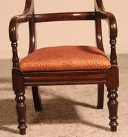 Small Child Chair from 19th Century in Mahogany- England (2 of 8)