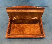 Georgian French Pressed Birch Snuff Box (11 of 13)