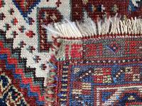 Antique Qashqai Rug 1.47m x 1.04m (12 of 17)