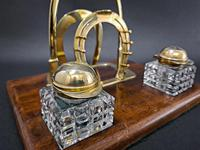 Brass Jockey Desk Tidy (2 of 6)