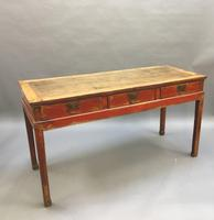 Chinese Antique Side Console Table (8 of 14)