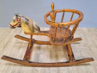 19th Century Childs Rocking Horse (2 of 5)