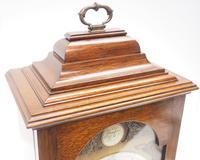 Fine Vintage Caddy Top Mantel Clock Dual Musical Bracket Clock by Elliott (7 of 13)