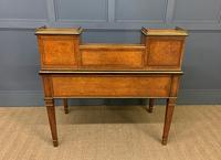19th Century Amboyna Writing Desk (17 of 19)