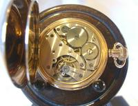 Antique Pocket Watch 1920 Thomas Russell 15 Jewel 10ct Rose Gold Filled Case Fwo (11 of 12)