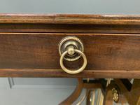 Mahogany Lamp Table (6 of 17)