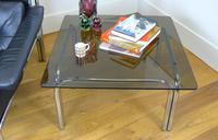 Pieff Kadia Chrome & Smoked Glass Side / Coffee Table (3 of 11)