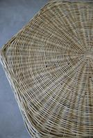 Large Natural Wicker Coffee Table (12 of 12)