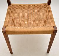 Danish Vintage Teak 'Pia' Chair by Poul Cadovius (7 of 10)