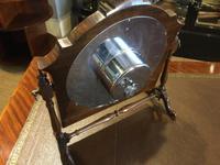 Walnut Framed Mantel Clock (4 of 6)