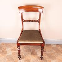 Set of Eight 19th Century Mahogany Dining Chairs (3 of 26)