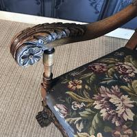 Carved Oak Chair (18 of 19)