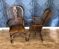 Pair of Windsor Chairs (11 of 14)