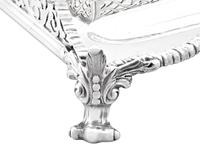 Sterling Silver Gallery Inkstand by Edward Barnard & Sons Ltd - Antique Edwardian (10 of 15)