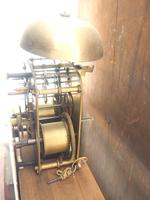 Fine English Longcase Clock Styers of Darlington 8-day Grandfather Clock with Moon Roller Dial (13 of 19)