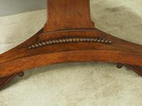 George III Mahogany Breakfast Table, likely by W. Trotter (7 of 10)