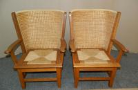 Pair of Small Orkney chairs (4 of 6)