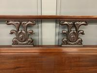 Carved Mahogany Display Cabinet (2 of 14)