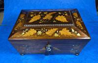 William IV Sarcophagus Jewellery Box (9 of 16)