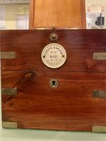 Fine 2-Day Marine Chronometer by Christie & Wilson of Glasgow (4 of 5)