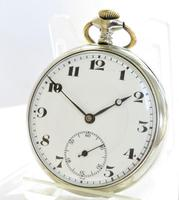 1920s Lanco pocket watch by Langendorf