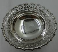 Silver Bon Bon Dish. Sheffield 1921 (5 of 5)
