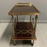 French 1930's Drinks Trolley (3 of 7)