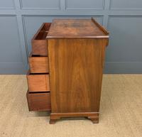 Burr Walnut Chest of Drawers (3 of 13)