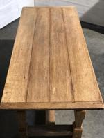 Rustic French Oak Farmhouse Dining Table (26 of 26)