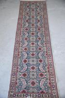 Pink Floral Eastern Wool Runner (3 of 12)