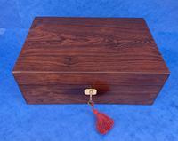 Regency Rosewood Jewellery Box (2 of 9)