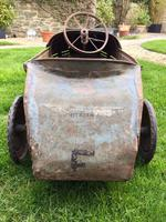 Vintage Eureka Bugatti Pedal Car Original 1930's (11 of 12)