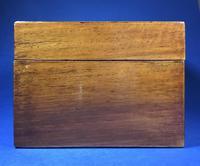 Victorian Walnut Tunbridge Ware Inlaid Jewellery Box (4 of 11)