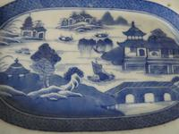 Pair of Chinese Export Plates (3 of 7)