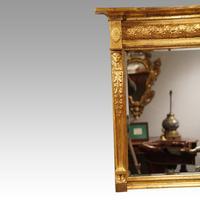 Regency Gilt Egyptian Revival Mirror (4 of 8)