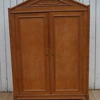 French Faux Bamboo Cupboard (2 of 9)