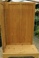 Fantastic! Old Pine 'Knock Down' Cupboard/ Wardrobe With Shelves - We Deliver! (5 of 14)