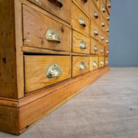 Large Bank of Drawers (6 of 9)
