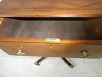 English Regency Lamp Table (2 of 11)