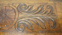 Early 20th Century  Oak Monks Bench (17 of 20)