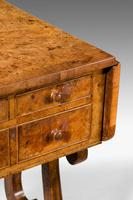 Regency Period Amboyna Work Table (5 of 8)
