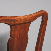 Antique Pair of George II Mahogany Side Chairs (5 of 10)