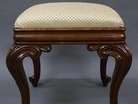 An Extravagantly Carved Rosewood Stool (2 of 6)