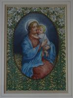 Madonna and child by Violet Beatrice Bell (2 of 5)