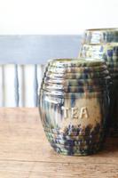 Scottish Pottery Slipware Barrel Storage Jars x4 (34 of 35)
