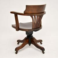 Antique Victorian Swivel Desk  Chair (2 of 12)