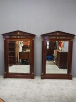 Pair of Large Second Empire Mirrors (3 of 14)